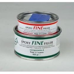 EPOXY FINE FILLER 600GR