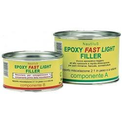EPOXY LIGHT FILLER FAST 480GR.