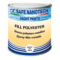 FILL POLYESTER SAFE stucco...